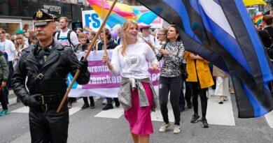Farverig og flot Copenhagen Pride parade (2019)