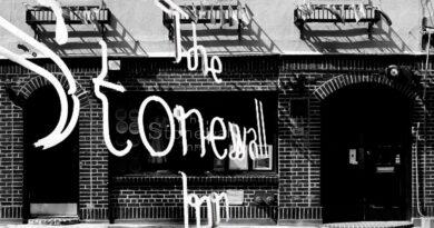 Optøjeret på Christopher Street i New York (1969)