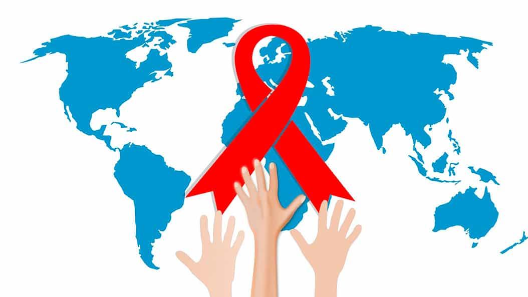 Hiv-kurven er knækket i Danmark