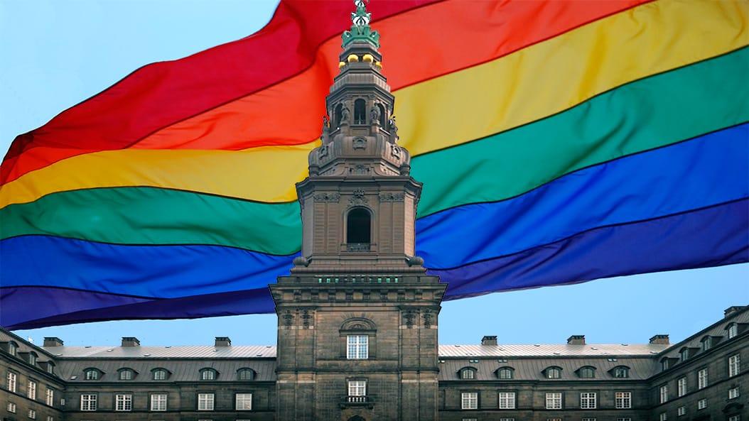 Regering øger støtten til LGBT+ miljøet