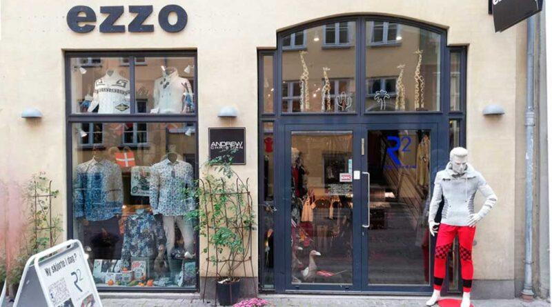 Ezzo butikken i Rosengården