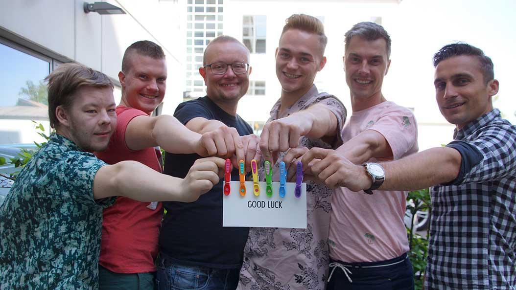 Mr Gay Denmark 2018