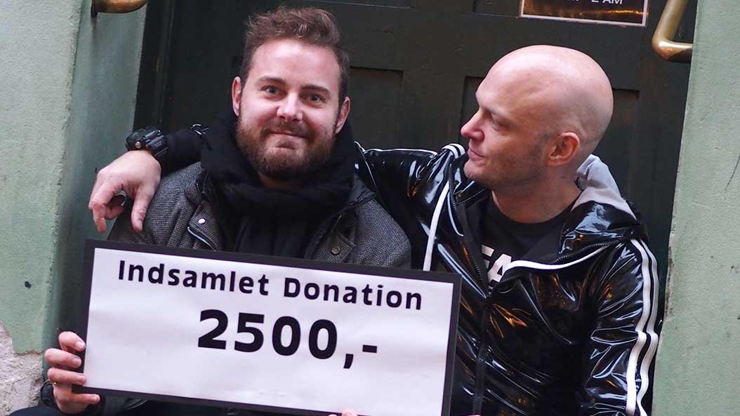 Lai Christian Balsig og Thomas Bolvig