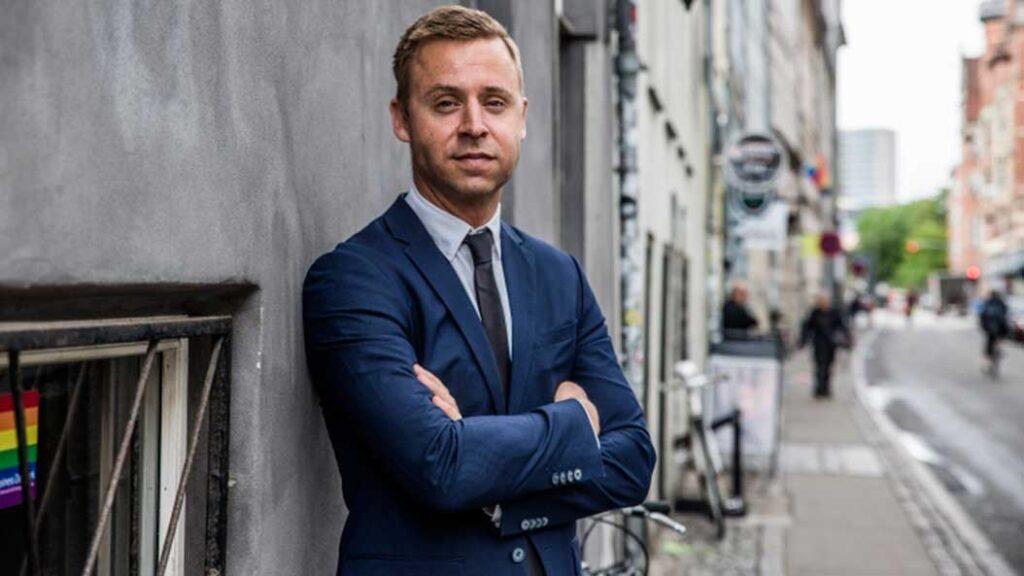 Andreas Gylling Æbelø forlader direktørposten i AIDS-Fondet
