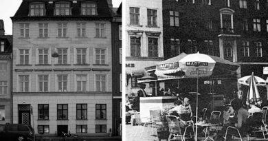 Pan Club i Nybrogade (1970)