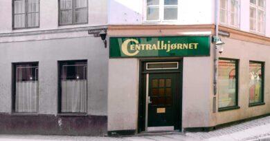 Centralhjørnet bliver officielt bøssebar (1955)