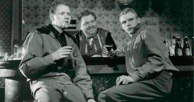 Trækkerdrenge på film, tv og i radio (1957)