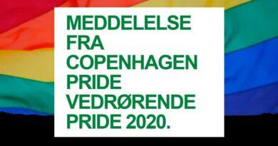 Copenhagen Pride i tænkeboks