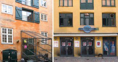 Pan Club i Knabrostræde (1980)