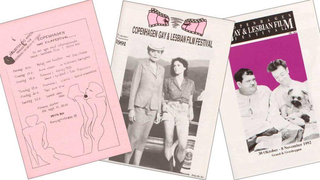 Copenhagen Gay and Lesbian Filmfestival (1986)