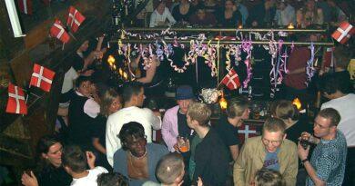 Genåbning af Pan Club Knabrostræde (1996)