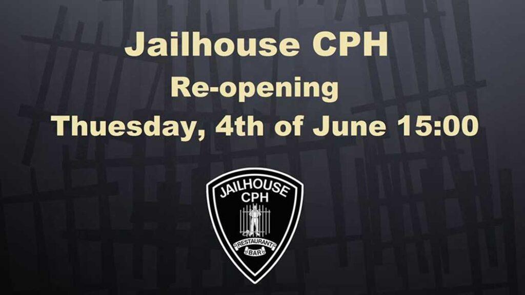 Jailhouse CPH åbner igen
