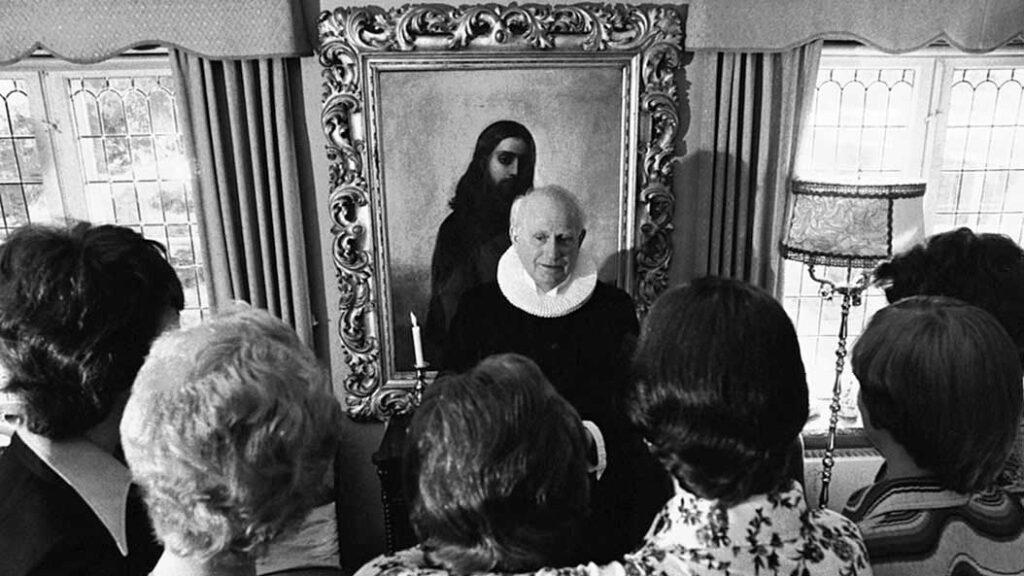 Verdens først homo-bryllup (1973)