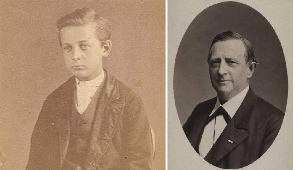 Professorsagen (1885-86)