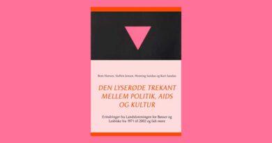 """""""Den lyserøde trekant – mellem politik, aids og kultur"""" (2020)"""