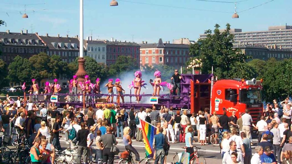 Copenhagen Mermaid Pride 2001
