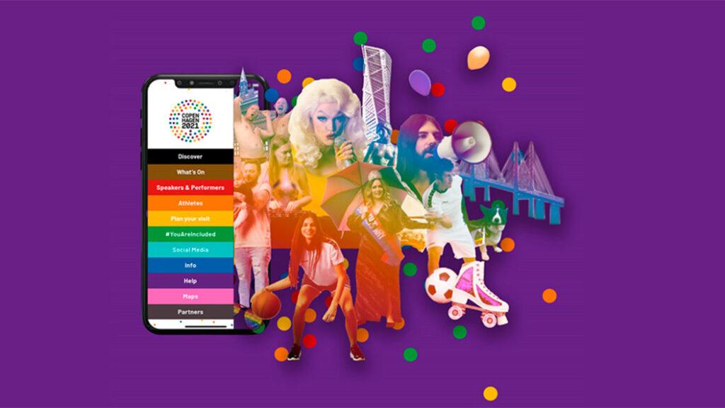 Copenhagen 2021 lancerer app