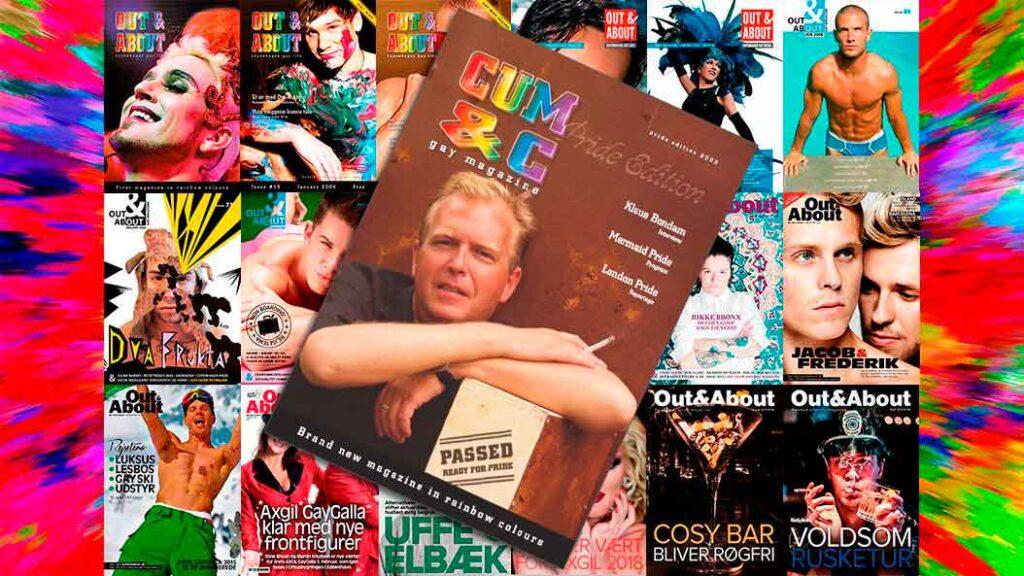 Læs alle udgaver af magasinet Out&About online