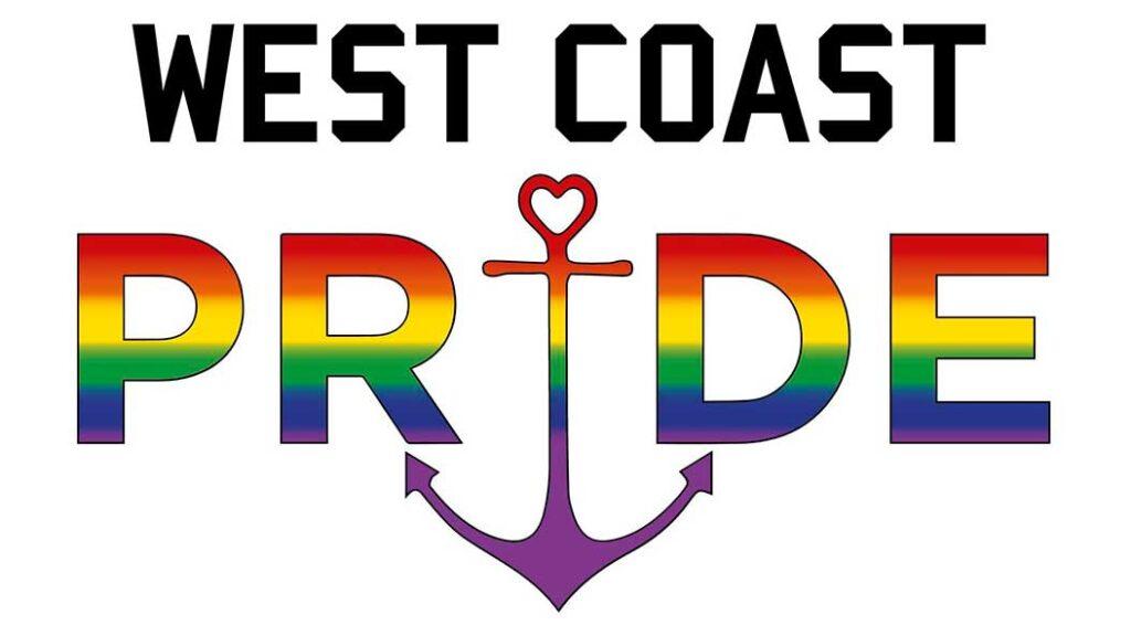 West Coast Pride får stor støtte