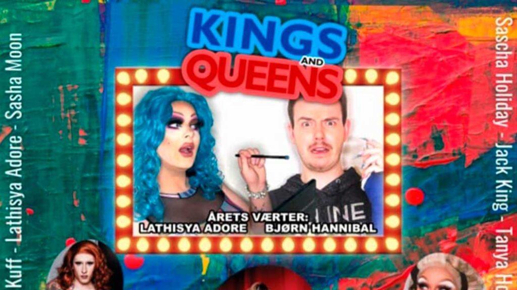 Kings and Queens klar med årets show