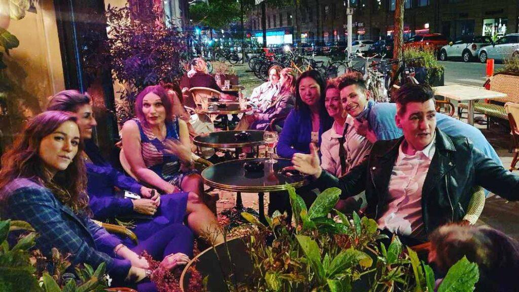 Ladies Lounge Club- et nyt sted til kvinderne