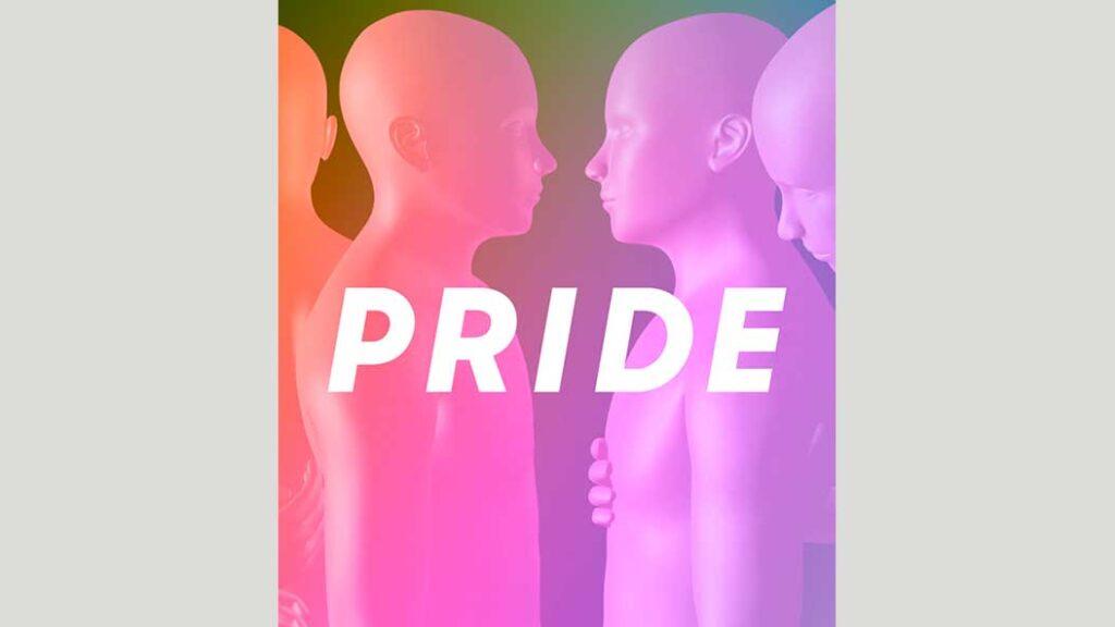Giv et kys til PRIDE!