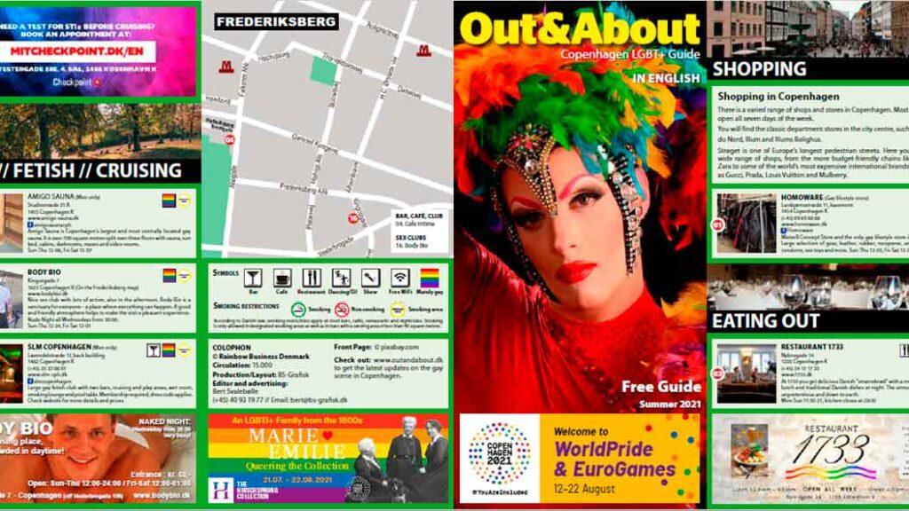 Copenhagen LGBT+ Guide Summer 2021