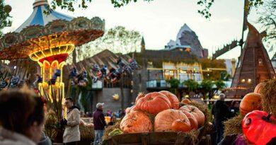 Vind billetter til Halloween i Tivoli