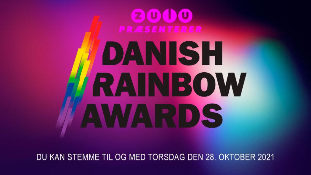 Stem til Danish Rainbow Awards