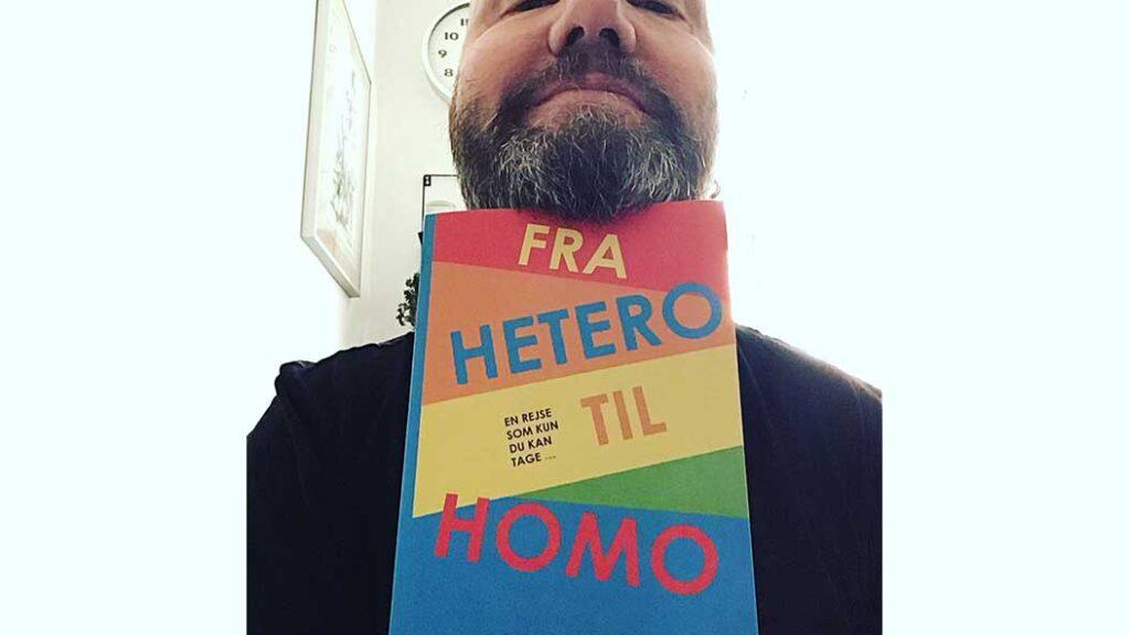 Homoforfatter får dødstrusler for selvhjælpsbog