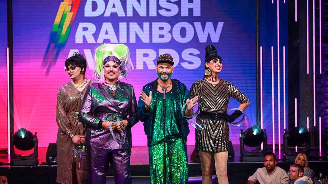 Rainbow Awards – her er de nominerede